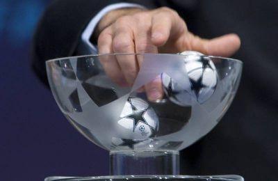 Τα υπόλοιπα ζευγαρώματα που έβγαλε η κληρωτίδα της UEFA