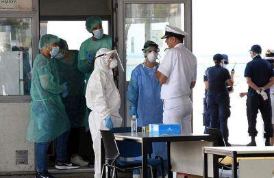 Ελλάδα: 203 νέα κρούσματα - 1 νέος θάνατος