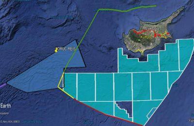 Το Πολεμικό Ναυτικό παρακολουθεί στενά το τουρκικό ερευνητικό σκάφος ενώ κάθε περίπου 15 λεπτά εκπέμπονται μηνύματα με τα οποία ζητείται η απομάκρυνσή του.