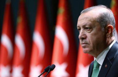 Συμβιβαστική λύση για Α. Μεσόγειο ζητά ο Ερντογάν