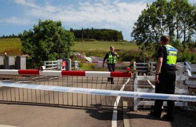 Εκτροχιασμός τρένου στη Σκωτία με τρεις νεκρούς
