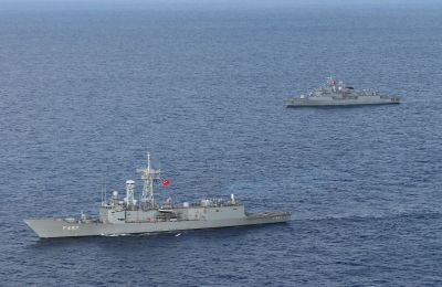 Φωτογραφία: Τουρκικό Πολεμικό Ναυτικό