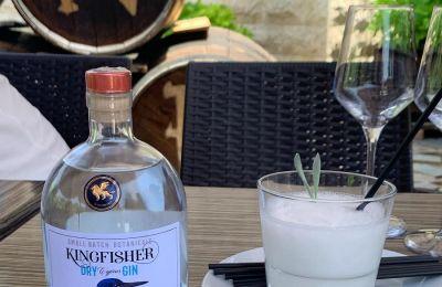 Kingfisher Gin: Το gin από τις Πλάτρες που πρέπει να γνωρίζεις