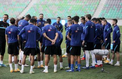 Με το δεξί θέλει να μπει η Εθνική στο Nations League, όπου απόψε αντιμετωπίζει εκτός έδρας την Σλοβενία