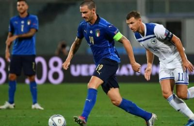 Η Βοσνία πήρε ισοπαλία στην έδρα της Ιταλίας