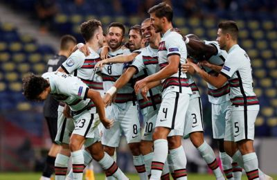 Οι Πορτογάλοι έριξαν τέσσερα γκολ στους Κροάτες
