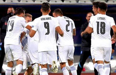 Κόσοβο – Ελλάδα 1-2: Με εμφάνιση από τα παλιά θύμισε Ελλάδα