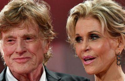 Όσο για τη σχέση της με τον Marlon Brando η Fonda είπε ότι ήταν «απογοητευτικός», αν και τον θεωρεί «σπουδαίο ηθοποιό»