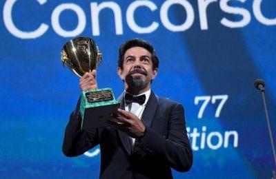 Μεγάλο βραβείο της κριτικής επιτροπής : «Nuevo Orden» του Μισέλ Φράνκο (Μεξικό)