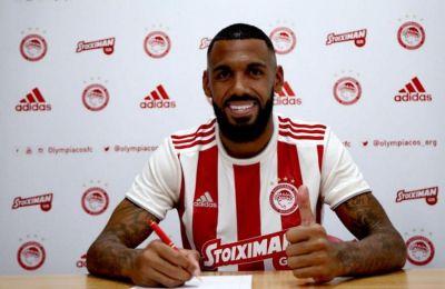 Ο Εμβιλά υπέγραψε συμβόλαιο τριών ετών