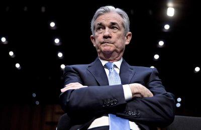 Οι επενδυτές αναμένουν τις θέσεις του Τζερόμ Πάουελ στη διήμερη συνεδρίαση της Fed.
