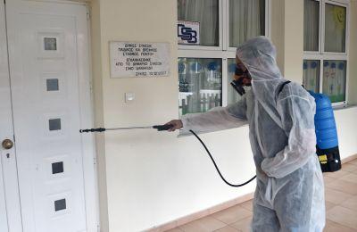 Ελλάδα: Κλείνουν σχολεία λόγω κορωνοϊού