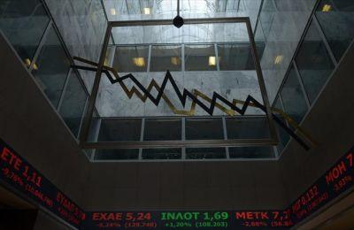 Ο τζίρος των συναλλαγών κυμάνθηκε στα 43,6 εκατ. ευρώ, αισθητά μειωμένος σε σχέση με τις προηγούμενες ημέρες, ενώ ο όγκος διαμορφώθηκε στα 25,4 εκατ. τεμάχια.