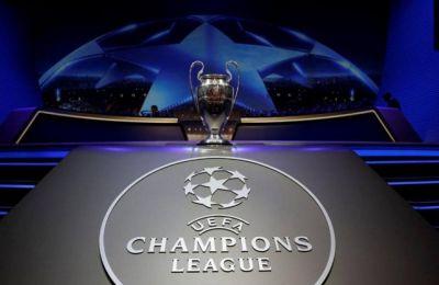 Τα ζευγάρια των πλέι οφ του Champions League