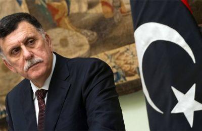 Ο Φαγιέζ αλ Σάρατζ θεωρείται στενός συνεργάτης του Τούρκου Προέδρου.
