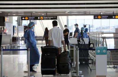 Τα δεδομένα για τον Ιούλιο 2020 προέκυψαν από επεξεργασία των στοιχείων της ηλεκτρονικής πλατφόρμας «Cyprus Flight Pass» (φωτο: ΚΥΠΕ)