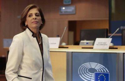 Η Επίτροπος τόνισε ότι, σύμφωνα με τα στοιχεία του ΟΗΕ, παρουσιάζεται έλλειμμα προϋπολογισμού 35 δισ. ευρώ για την Παγκόσμια Πρωτοβουλία/ ACT-Accelerator. Φωτογραφία αρχείου.