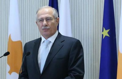 Το τουρκικό ΥΠΕΞ απορρίπτει τα όσα οι δύο ηγέτες στην Κύπρο συμφώνησαν τον Αύγουστο του 2019. Φωτογραφία ΚΥΠΕ.