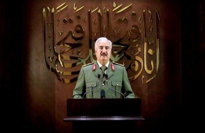 Oι δυνάμεις του διοικητή Χαλίφα Χαφτάρ είχαν αποκλείσει από τον Ιανουάριο τις εγκαταστάσεις εξαγωγής πετρελαίου.