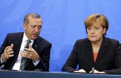 H Γερμανία είναι ο μεγαλύτερος ξένος επενδυτής στην Τουρκία και ο σημαντικότερος εμπορικός εταίρος της.