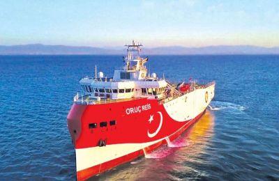 «Θέλουμε να δούμε μια νέα σελίδα να γυρίζει στις σχέσεις μεταξύ Τουρκίας και Ελλάδας, αλλά και στις σχέσεις μεταξύ Τουρκίας και Ε.Ε.», ανέφερε  εκπρόσωπος της τουρκικής προεδρίας.