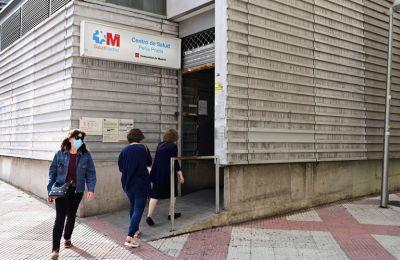 Αναστέλλονται οι μετακινήσεις από και προς την ευρύτερη περιοχή της Μαδρίτης, με εξαίρεση τις μετακινήσεις για επαγγελματικούς λόγους (φωτο: ΚΥΠΕ)