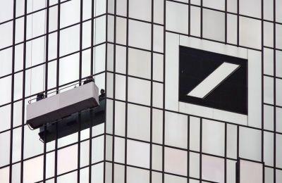 Τον Ιούλιο του 2021 θα γίνει μεταφορά των γραφείων της Deutsche Bank από τη Γουόλ Στριτ στο Κολόμπους Σερκλ του Μανχάταν. Φωτογραφία από ΚΥΠΕ.