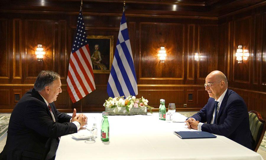 Πιθανότατα θα συναντηθεί με τον πρωθυπουργό της χώρας Κυριάκο Μητσοτάκη. Φωτογραφία από ΚΥΠΕ.