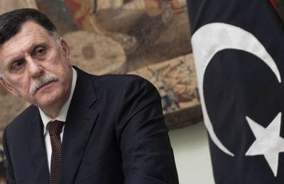 Τις προηγούμενες εβδομάδες, οι διαδηλώσεις στη Δυτική Λιβύη και στην ίδια την Τρίπολη είχαν πάρει διαστάσεις εξέγερσης (EPA/CLAUDIO PERI)