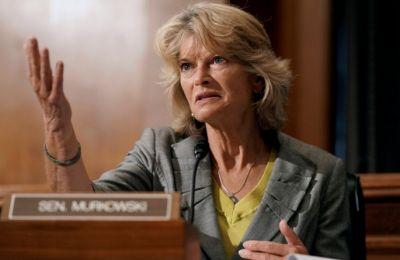 Η αμερικανίδα γερουσιαστής Λίσα Μουρκόφσκι