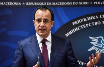 Οι δηλώσεις του κ. Χριστοδουλίδη έγιναν κατά την άφιξη του στο χώρο του Συμβουλίου Εξωτερικών Υποθέσεων (FAC) στις Βρυξέλλες