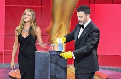 Τα φετινά τηλεοπτικά βραβεία Emmys 2020 ήταν η πιο σημαντική απονομή βραβείων που πραγματοποιήθηκε μετά το ξέσπασμα της πανδημίας