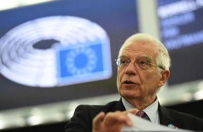 Σχετικά με τη Λιβύη ο Μπορέλ επισήμανε ότι «έπειτα από πολλούς μήνες, βλέπω λόγο για συγκρατημένη αισιοδοξία».