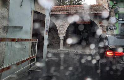 Εικόνες και βίντεο από το Λεύκαρα (Πηγή: Καιρόφιλοι Κύπρου - Facebook)