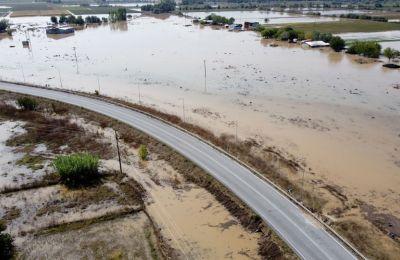 Υπενθυμίζεται ότι τις πληγείσες περιοχές της Καρδίτσας επισκέπτεται σήμερα ο πρωθυπουργός Κυριάκος Μητσοτάκης.