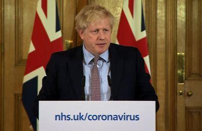 Ο Βρετανός πρωθυπουργός θα τονίσει για ακόμα μία φορά τη σημασία της ατομικής ευθύνης και της τήρησης των κανόνων υγιεινής.