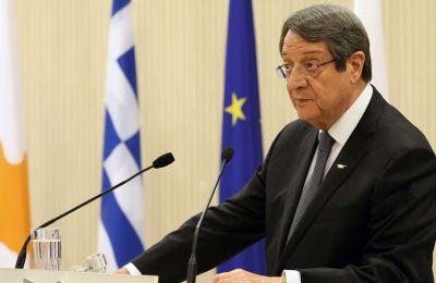 Τον Πρόεδρο Αναστασιάδη θα συνοδεύει ο Κυβερνητικός Εκπρόσωπος κ. Κυριάκος Κούσιος.