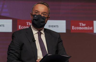 Ο κ. Σταϊκούρας είπε ότι μια ύφεση βαθιά του 8% δεν είναι στοιχείο πανηγυρισμού αλλά ρεαλισμού.