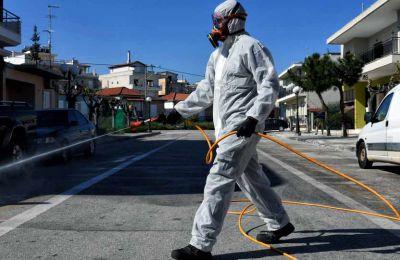 Η αντίστροφη μέτρηση ξεκίνησε με την εφαρμογή των νέων μέτρων για τον περιορισμό της εξάπλωσης του ιού στην Αθήνα.