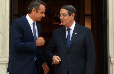 Οι δύο ηγέτες συμφώνησαν να βρίσκονται σε συνεχή επαφή για να συζητούν και να αξιολογούν τις εξελίξεις.