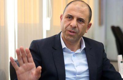 Αλλά ονειρεύονται μάταια σχολίασε ο Οζερσάι τις δηλώσεις Χριστοδουλίδη