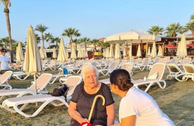 Παράδειγμα προς μίμηση 83χρονη στη Λάρνακα