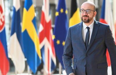 «O Πρόεδρος δεν βρίσκεται πλέον σε καραντίνα και συνεχίζει να προετοιμάζει το ειδικό Ευρωπαϊκό Συμβούλιο της 1ης και 2ης Οκτωβρίου», ανακοίνωσε ο Μπ. Λέιντς.