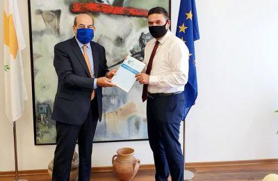 Ο Πρόεδρος του Συμβουλίου Τάκης Κληρίδης ενημέρωσε για την πρόοδο των εργασιών του Συμβουλίου μέχρι και σήμερα καθώς και για τις επόμενες προγραμματιζόμενες ενέργειες.