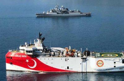 Ο «πόλεμος για το φυσικό αέριο» αποφεύχθη στην Ανατολική Μεσόγειο για να δοθεί μια ακόμη ευκαιρία στον διάλογο. Φωτογραφία από ΚΥΠΕ.