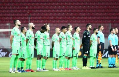 Νέος έλεγχος θα γίνει την Κυριακή, όπως προνοεί η UEFA πριν από το παιχνίδι με τον Ολυμπιακό στο ΓΣΠ.