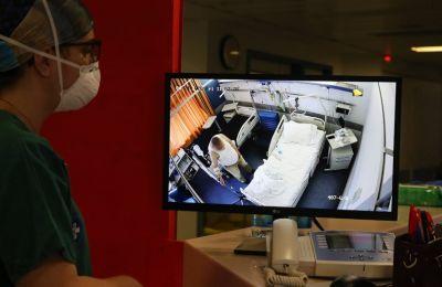 Το νοσοκομείο αναφοράς νοσηλεύονται 14 άτομα, τρία εκ των οποίων στη Μονάδα Αυξημένης Φροντίδας.
