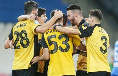 Η ΑΕΚ πάει με ψυχολογία στον «τελικό» της Πέμπτης με τη Βόλφσμπουργκ
