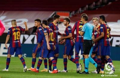 Οι Καταλανοί μπήκαν με τεσσάρα στο νέο πρωτάθλημα