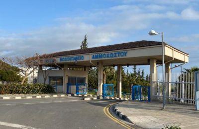 Στο Κέντρο Αποκατάστασης Eden Resort, στην Τερσεφάνου, φιλοξενούνται 54 άτομα, τα οποία θα παραμείνουν μέχρι την πλήρη αρνητικοποίησή τους (φωτο: ΚΥΠΕ).